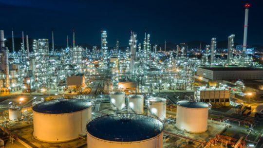 Cabos para indústria petroquímica