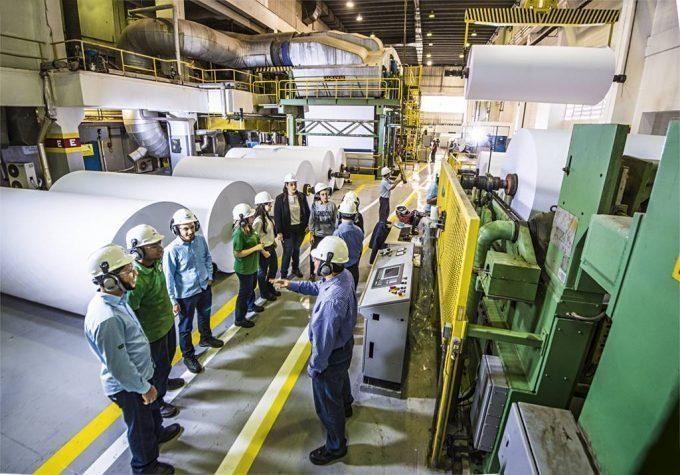 cabos para indústria de papel